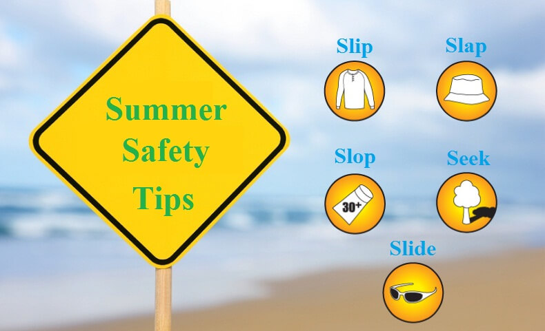 The Importance of Summer Skin Safety