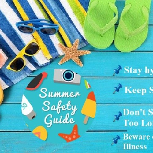 Kick Off the Summer with These Safety Tips