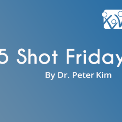 5-Shot Friday: Building Your Avengers Team