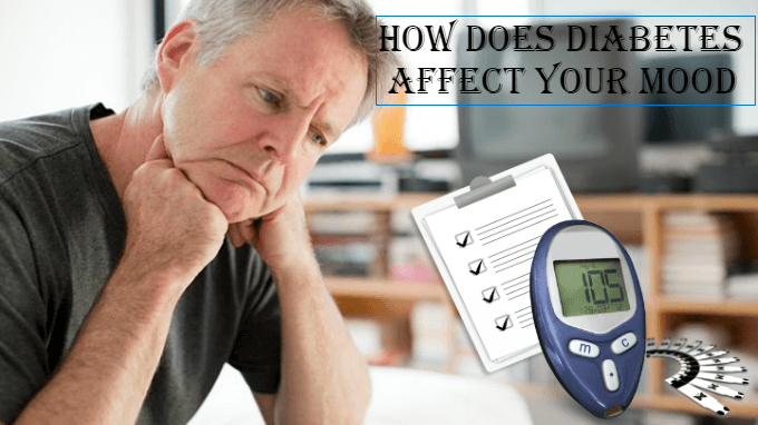 How diabetes affect your mood?
