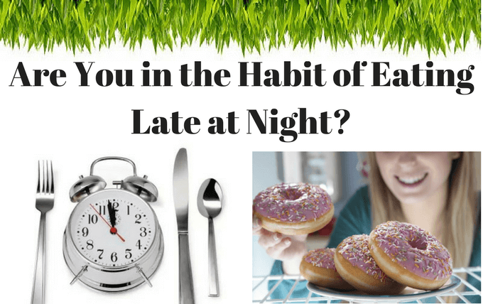 How Damaging Is Eating Late at Night?