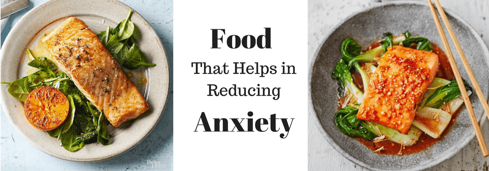 6 Food that helps in reducing anxiety