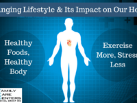 Impact of Changing Lifestyles on Our Health