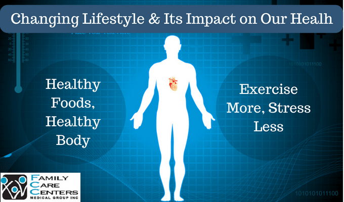 Changing Lifestyle and its Impact