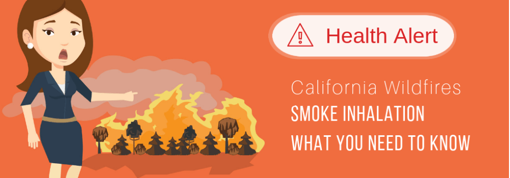 Harmful Effect of California Wildfire 2018