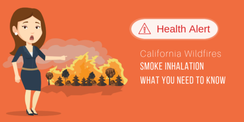 California Wildfires 2018: How Smoke Can Affect Your Health