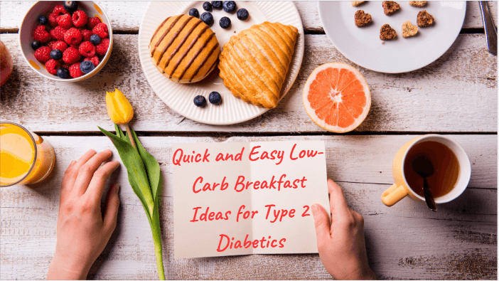 5 Quick Breakfast Ideas for People with Type 2 Diabetes