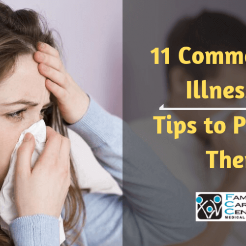 11 Common Illnesses That Peak in the Fall & Tips to Prevent Them